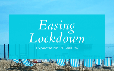 Easing Lockdown: Expectation vs. Reality