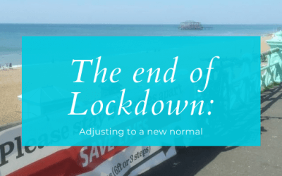 The end of lockdown: adjusting to a new normal