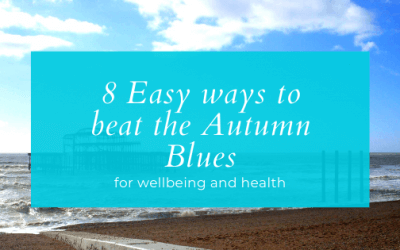 8 Easy ways to beat the Autumn Blues