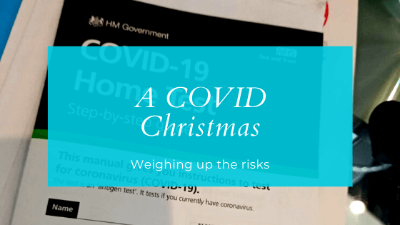 A COVID Christmas – weighing up the risks