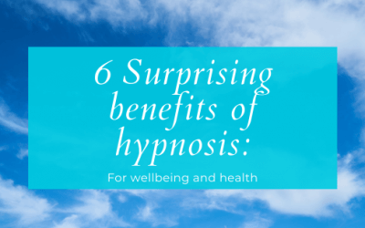 6 Surprising benefits of hypnosis