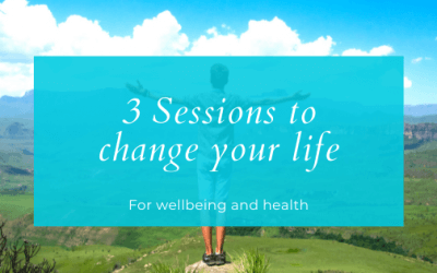 3 Sessions to change your life